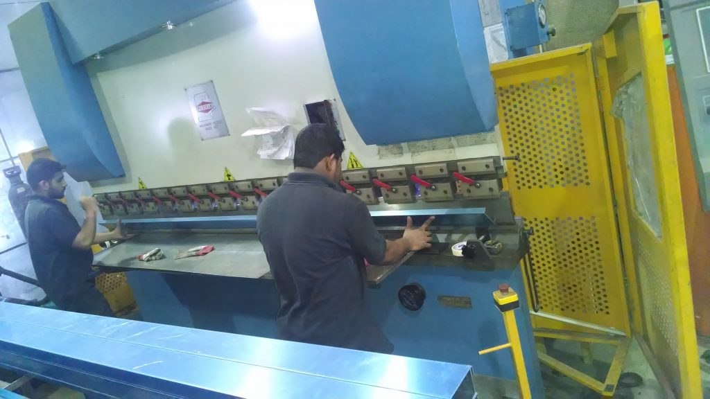 Profen UAE | Steel Fabrication works and installation